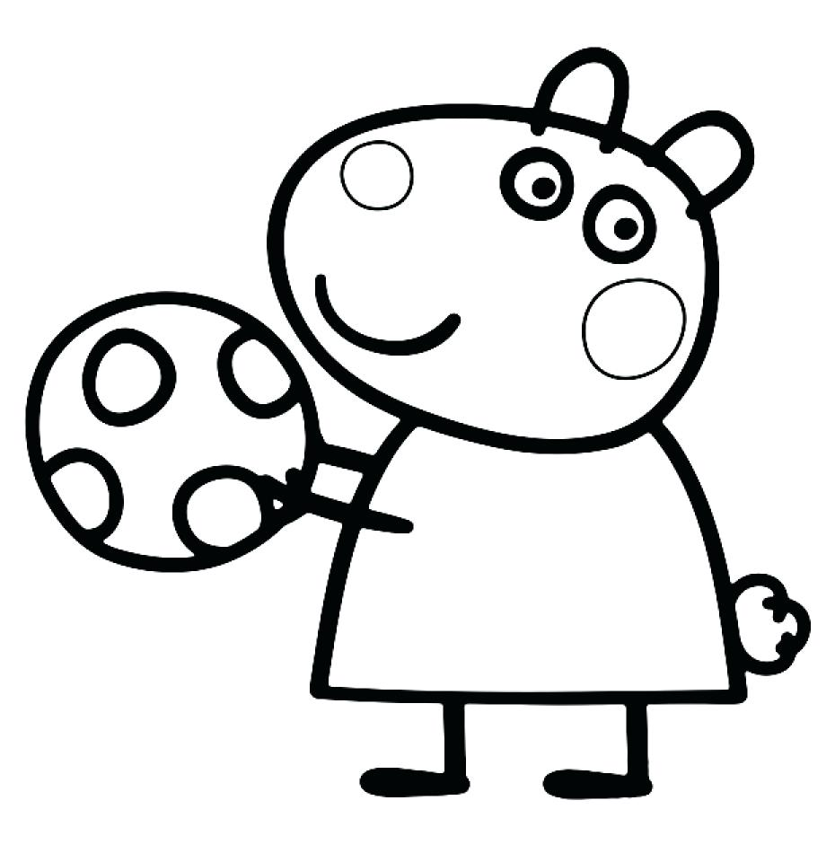 930x960 Printable Pig Coloring Pages 133 Captivating Peppa Youtube Peppa