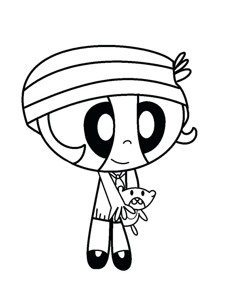 815x980 Cute Coloring Pages For Girls Printable Kids Colouring Powerpuff