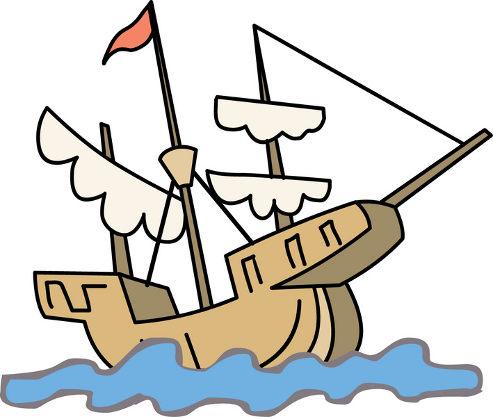Columbus Day Clipart   Free download on ClipArtMag