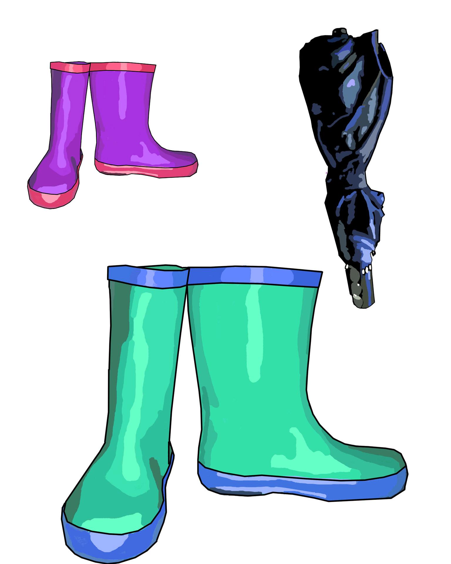 1536x1920 Clip Art Boots Clip Art