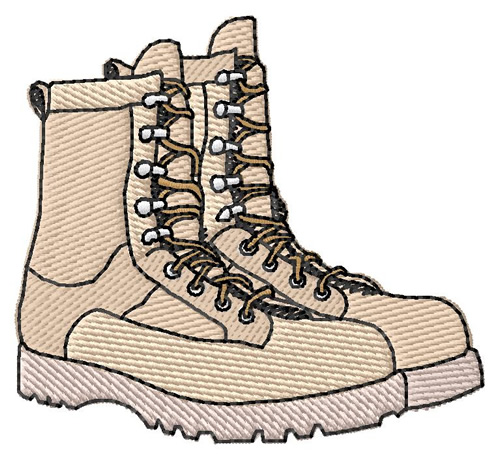 500x458 Combat Boots Embroidery Design Annthegran