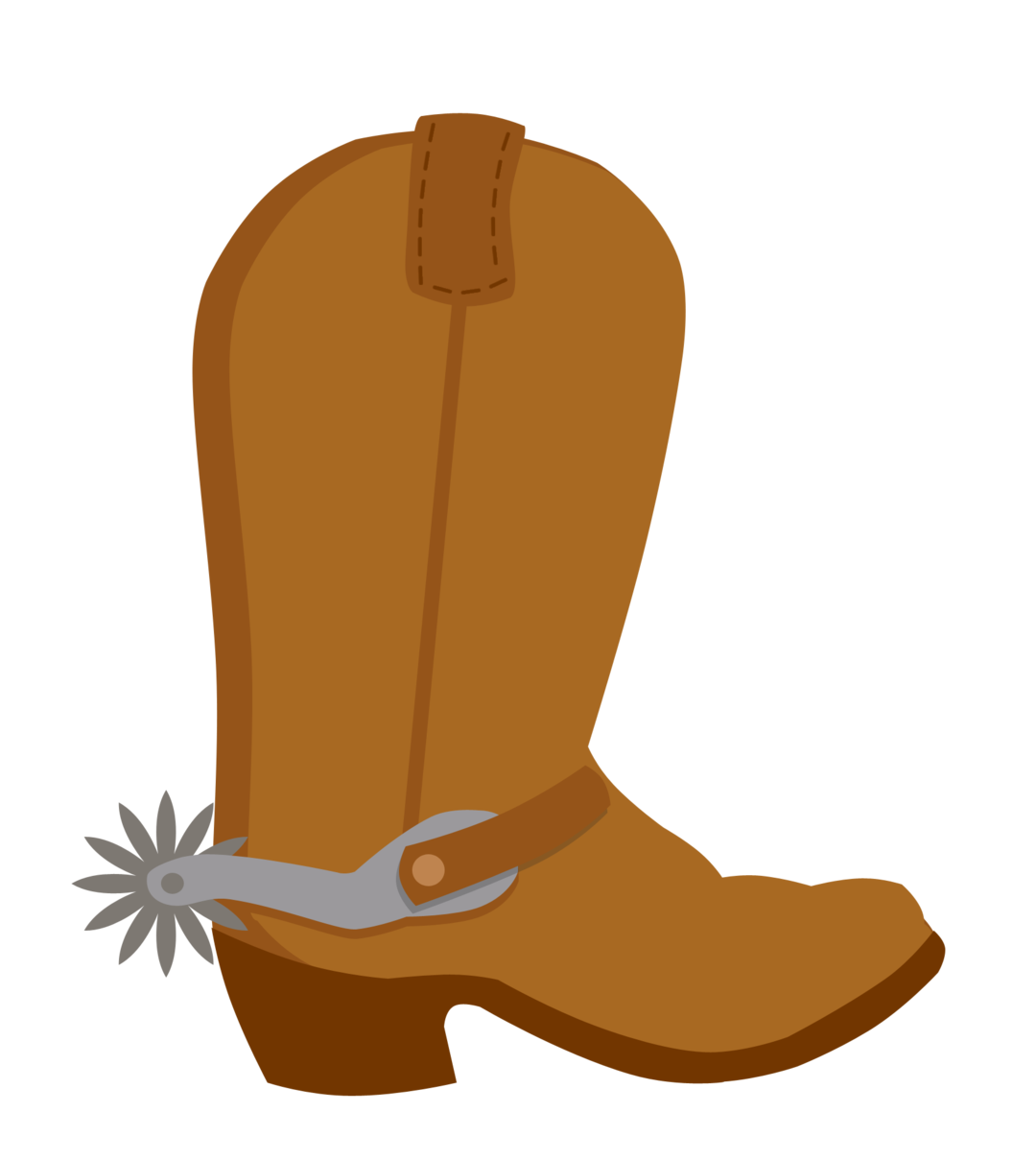 1080x1208 Safari Clipart Boot