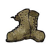170x170 Work Boots Clip Art