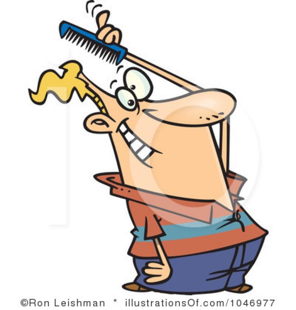 975x1024 Brush Clipart My Hair