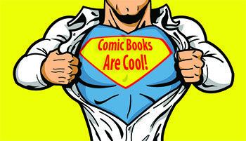 Comic Book Clip Art