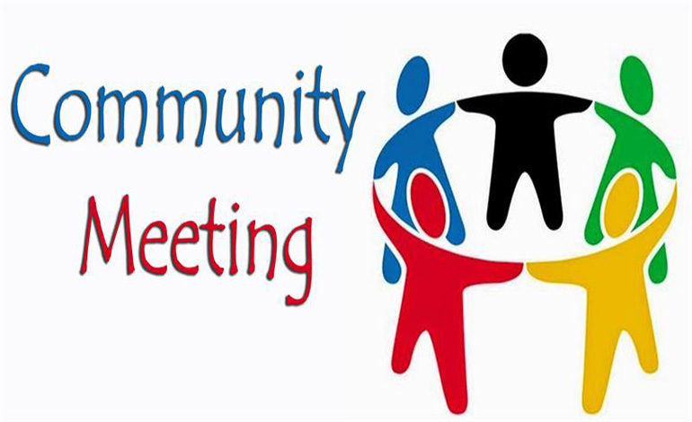 Community Meeting Cliparts