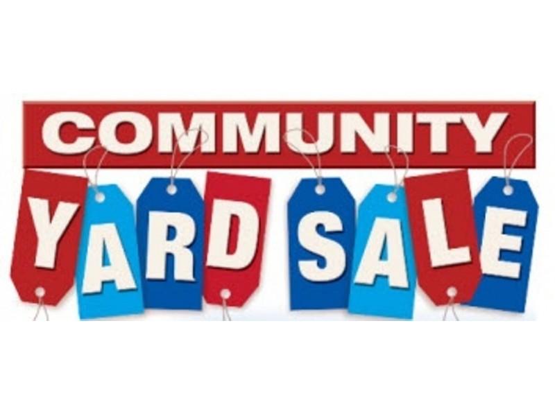 800x600 Community Yard Sale