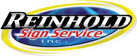 440x180 Reinhold Sign Service, Green Bay Sign Installation And Repair.