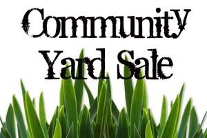 300x200 9th Annual Community Yard Sale