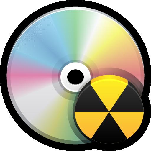 512x512 Cd, Optical, Blu Ray, Dvd, Compact, Vcd Icon