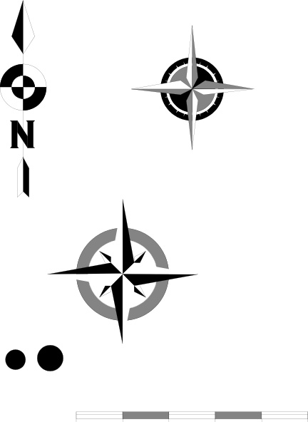 432x592 Compass Clip Art Free Vector In Open Office Drawing Svg ( Svg
