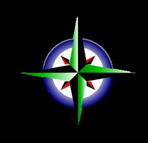 300x291 Compass Clip Art