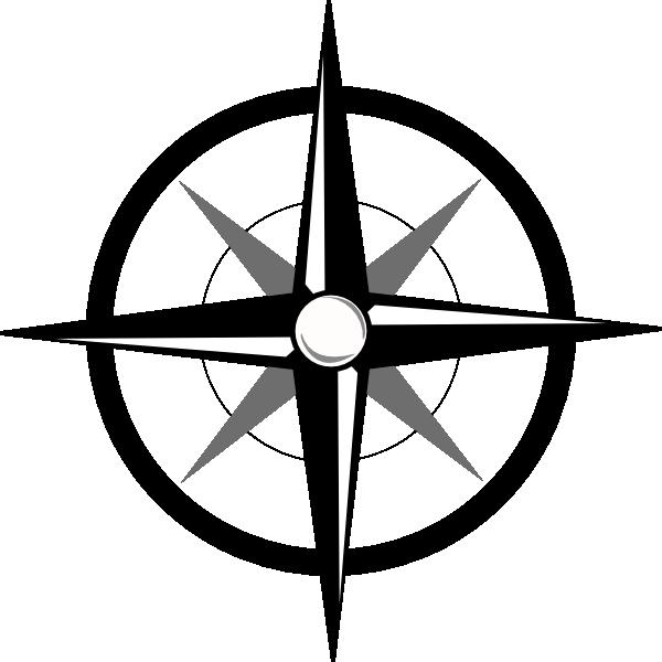 600x600 Compass Clip Art Vectorpass Graphics