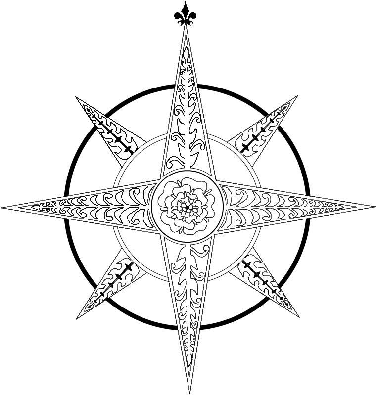 762x799 Compass Rose Tattoo Images Photos.