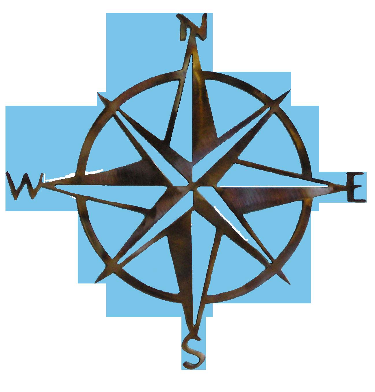 1298x1358 Compass Rose