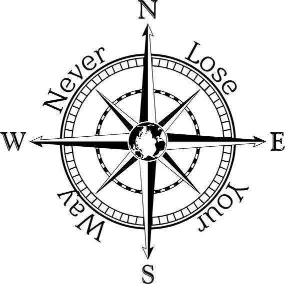 570x569 Best Compass Rose Ideas Map Compass, True North