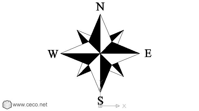 640x360 North Arrow 10
