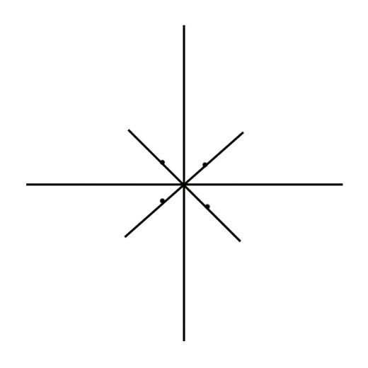 520x520 Coloring Pages Impressive How To Draw A Compass Rose Step 12