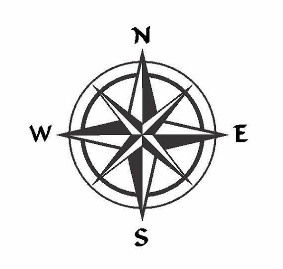 570x542 117 Best Compass Rose Images Paper Art, Brand