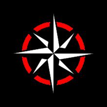 220x220 Compass Rose
