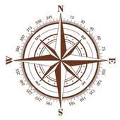 170x170 Compass Rose Clip Art