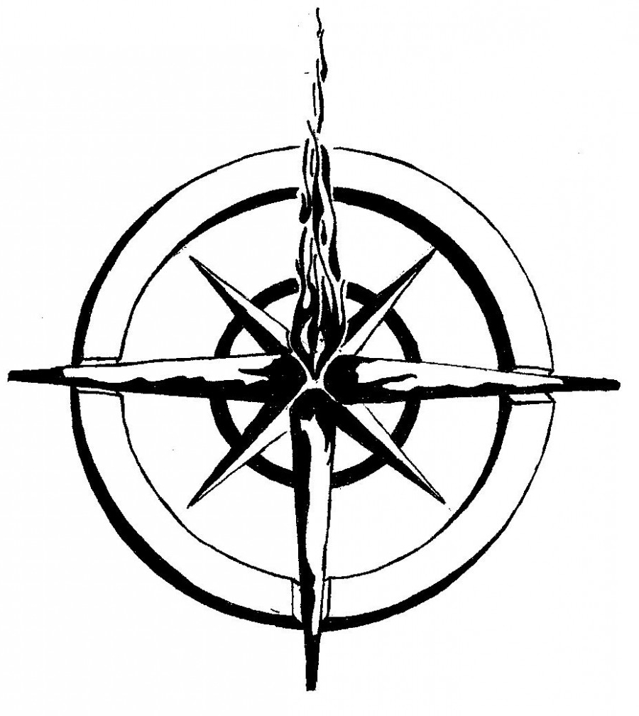 900x1008 Fresh Compass Rose Tattoo Meaning 95 For Your Design Pictures