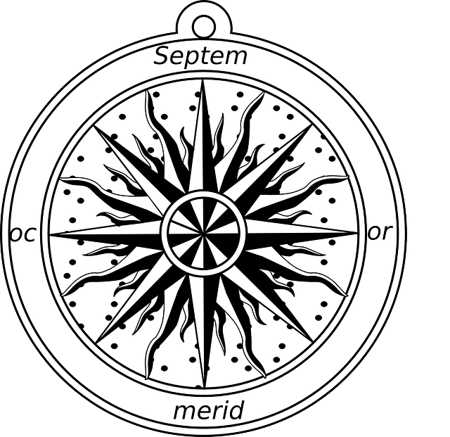 640x621 Cartography, Mapping, Compass, Wind Rose, Compass Rose