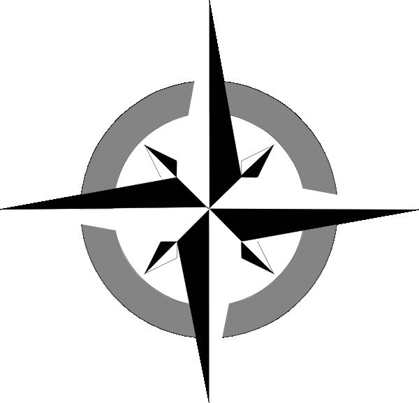 600x577 Compass Rose Clip Art