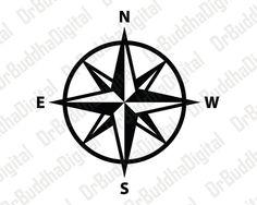236x188 Pin Compass Rose Tumblr