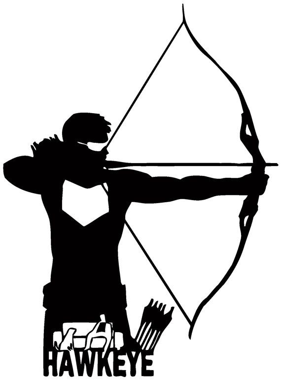 Compound Bow Clipart