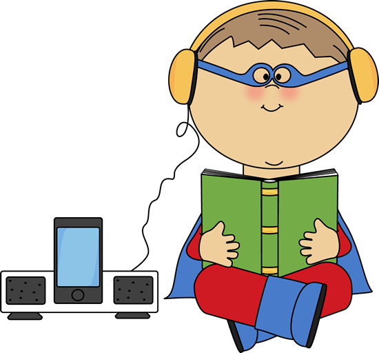 550x512 Headphone Clipart Listening Comprehension