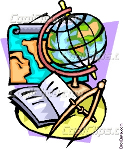247x300 Navigation With Globe Vector Clip Art