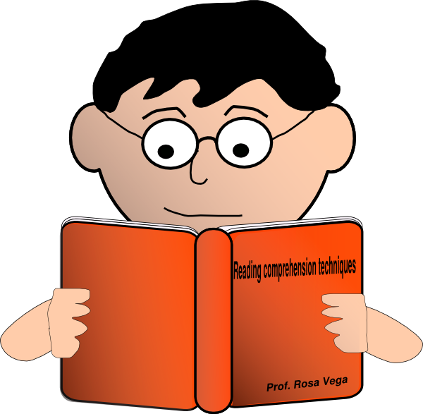 600x587 Reading Comprehension Cover Clip Art