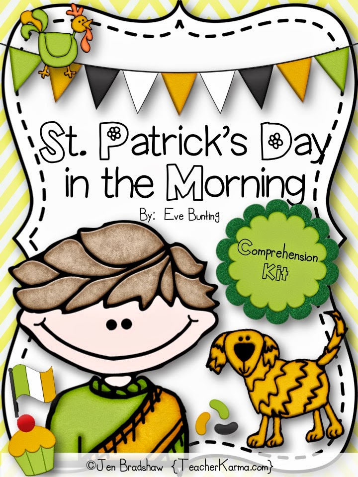 720x960 Reading Makes You Rich! St. Patrick's Day Freebie!! Teacher Karma