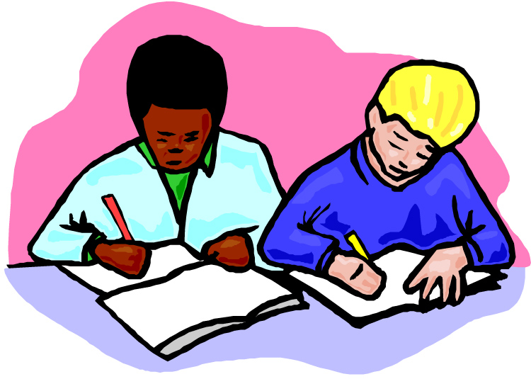 750x535 Boys Writing Comprehension Clip Art Clipart Pictures
