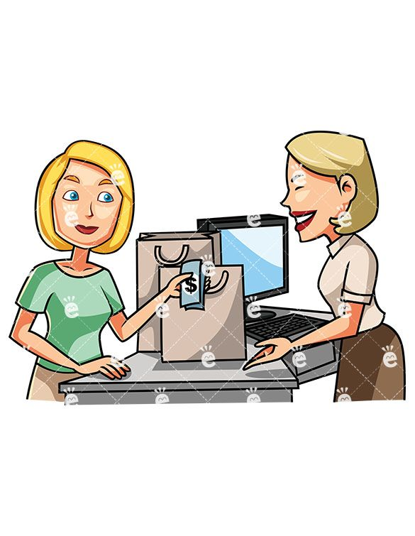 Computer Center Clipart