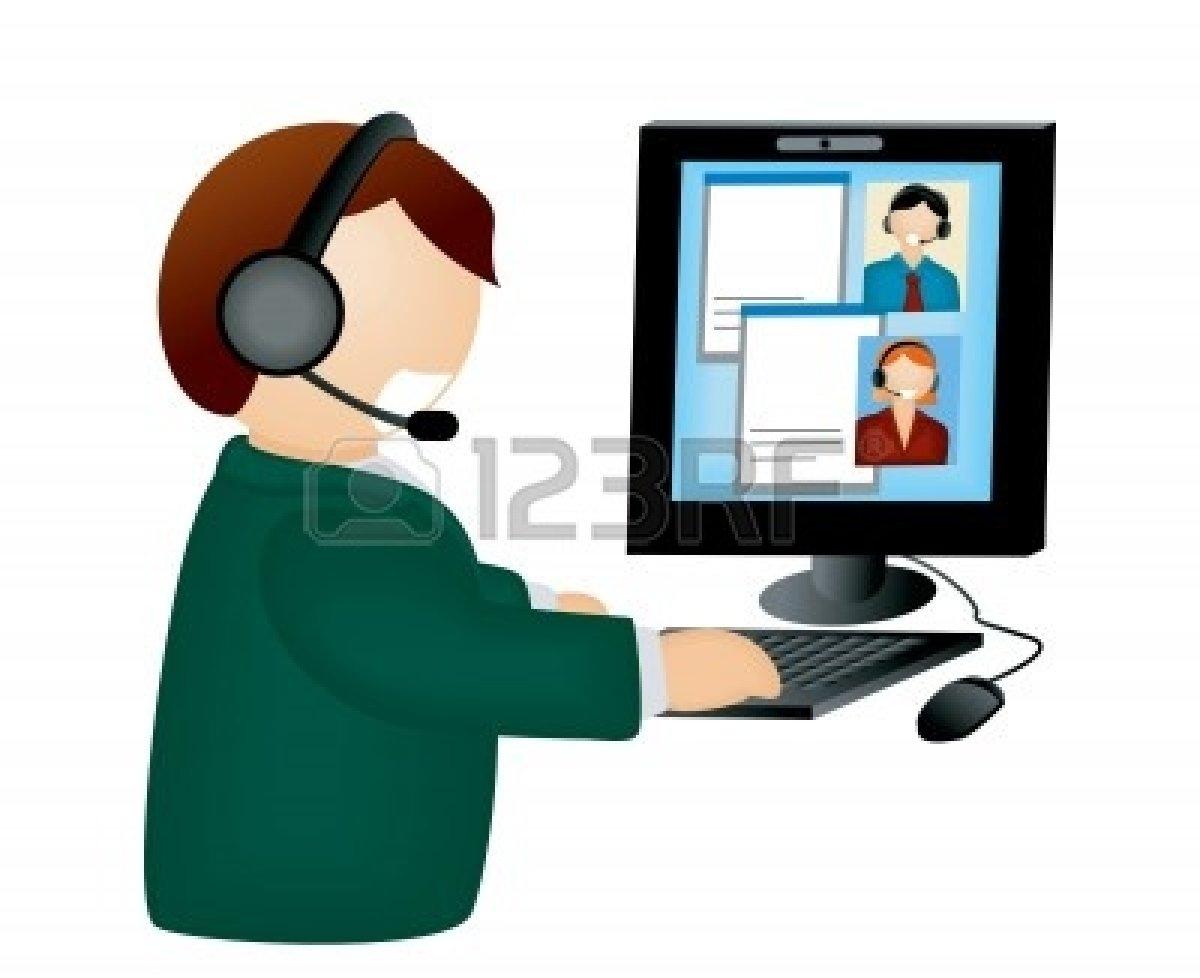 1200x978 Video Conferencing Clip Art Cliparts