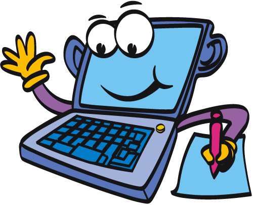 500x405 Computer Clip Art Free Download Clipart Images 5
