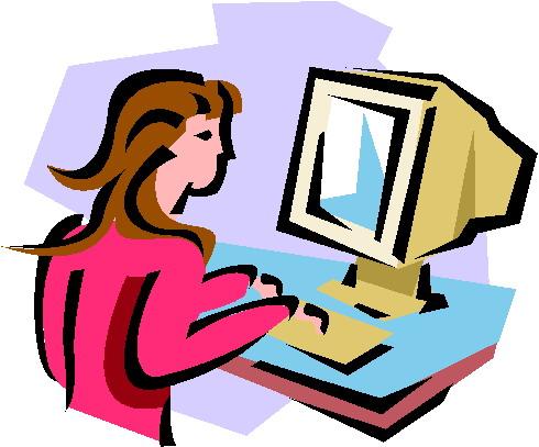 490x407 Computers clip art