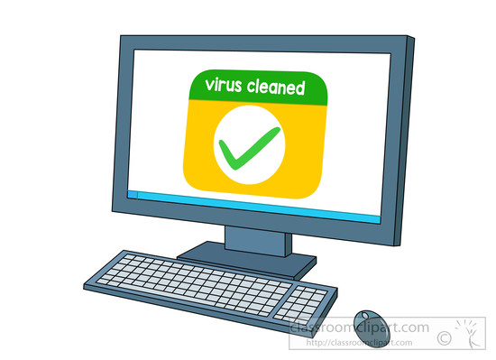 550x399 Free Computers Clipart