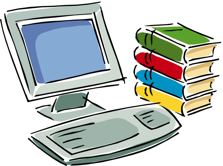 750x559 Books Computer Cliparts Many Interesting Cliparts
