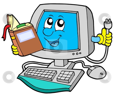 450x378 Computer Clipart Images