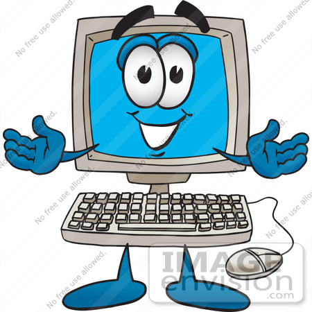 450x450 Computer Clipart Images