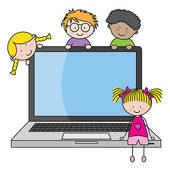 170x170 Technology clipart computer kid