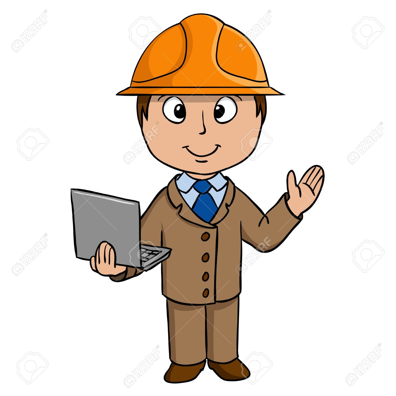 1300x1300 Professional Clipart Computer Engineer