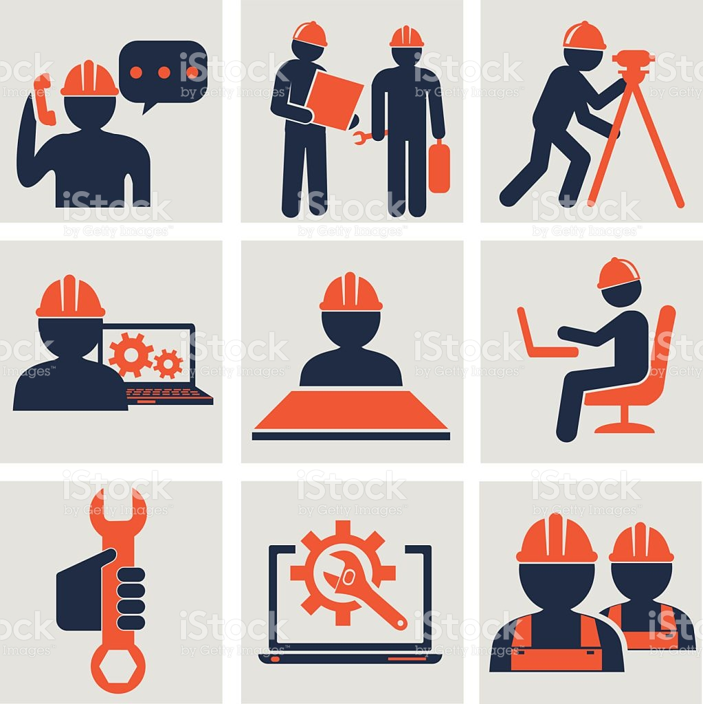 1023x1024 Engineer Factory Clipart, Explore Pictures