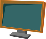 195x167 Free Computers Clipart