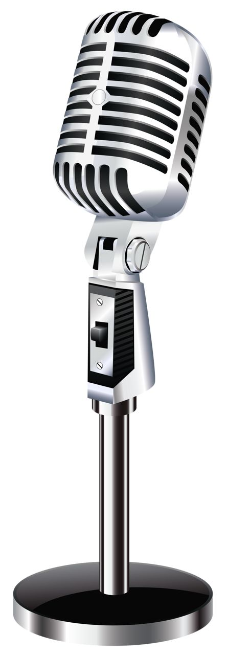 Computer Microphone Clipart