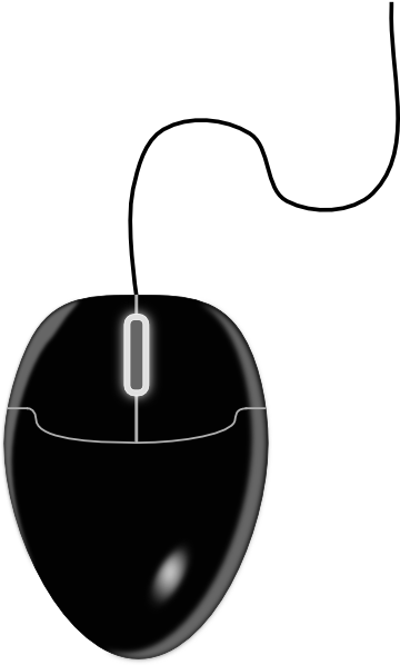 Computer Mouse Clipart