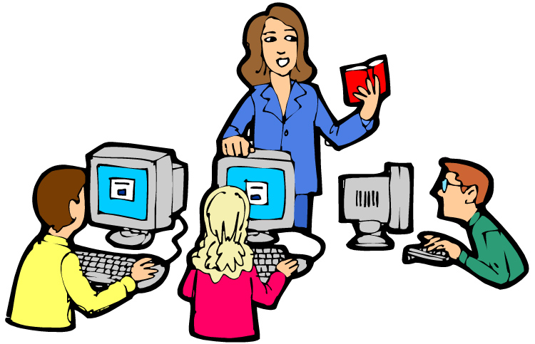 Computer Teacher Clipart | Free download on ClipArtMag